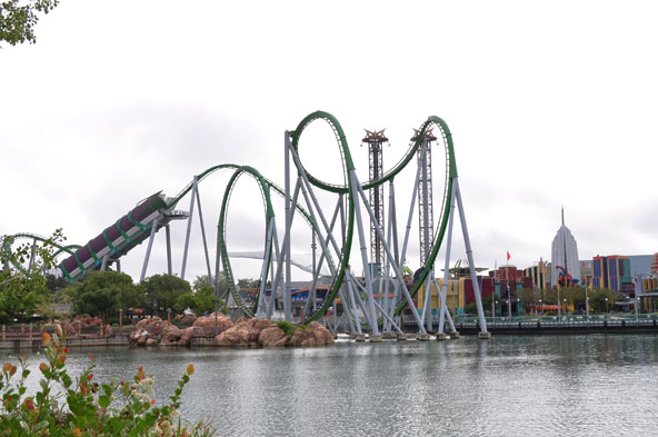 Hulk Islands of Adventure