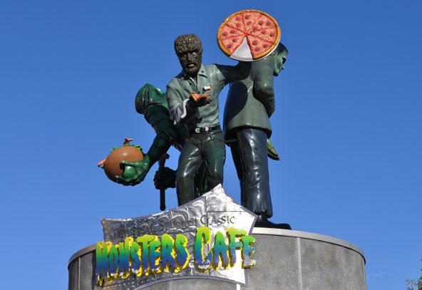 Pizzeria Universal Studios