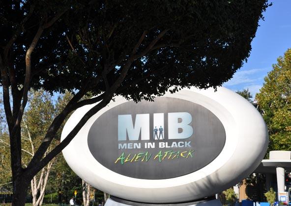 Universal Studios - MIB