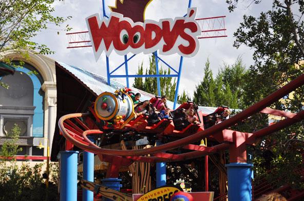 Universal Studios - Woody