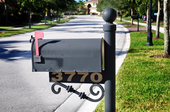 US Letter Box