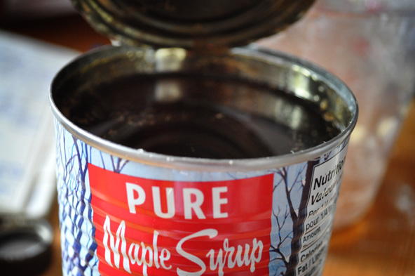 Sirop d'érable - Made in Québec