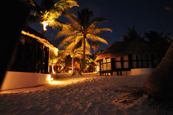 Tulum - Shambala Petit Hotel