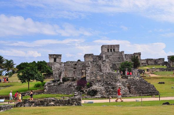 Tulum - Site archéologique