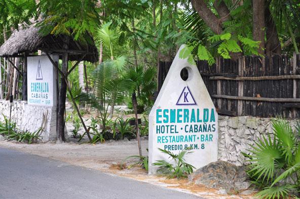 Tulum - Esmeralda