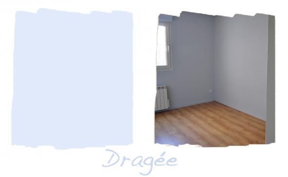 Chambre toute bleue