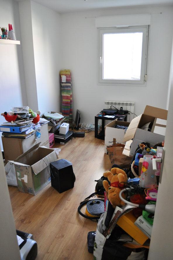 Anne-Laure emménage maison...