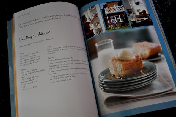 """Livre """"La cuisine québécoise"""""""