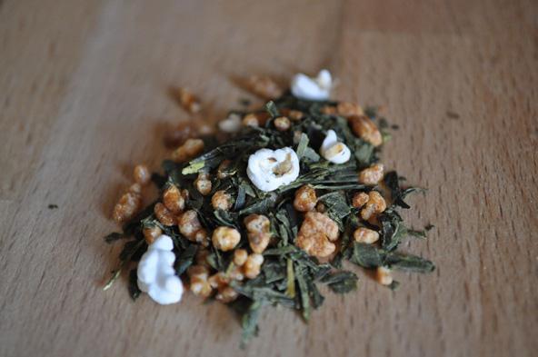 David's Tea - Genmaicha
