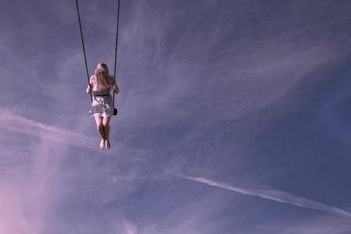 Swingin' In The Sky