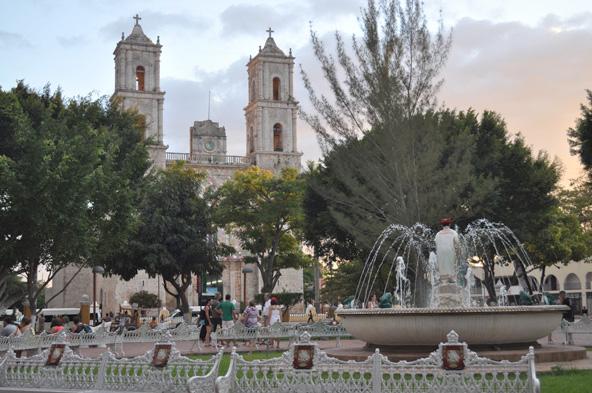 Zocalo - Valladolid