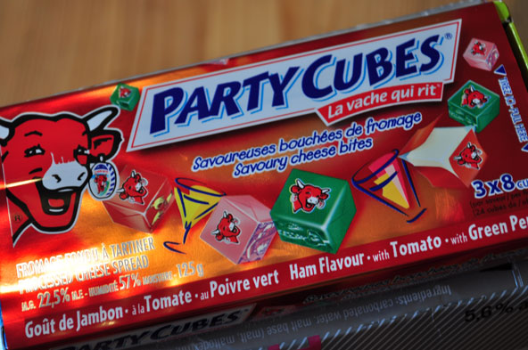 "Ici, on dit ""Partycubes"""