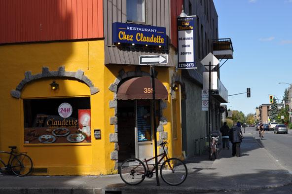 Claudette, LA meilleure poutine en ville