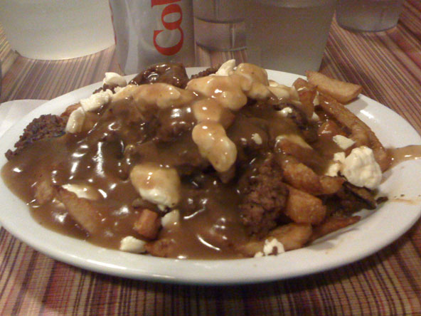 In poutine we trust