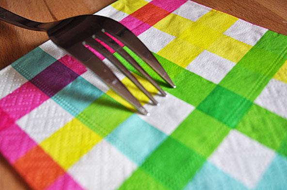 Fourchette en main... Prêt... Mangez !