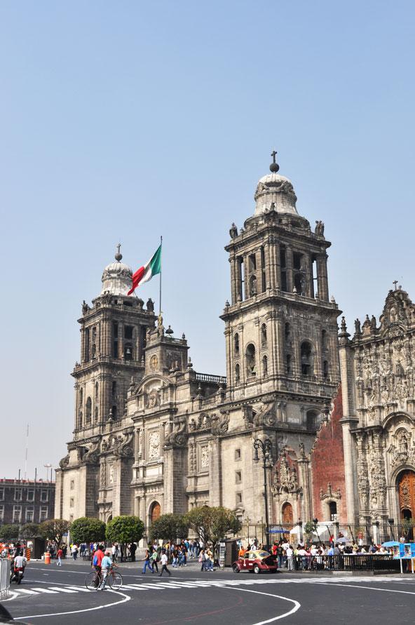 Cathédrale Metropolitana de Mexico