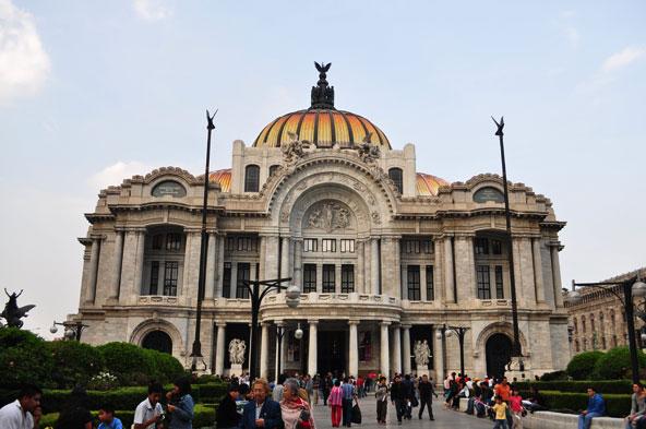 Palais des Beaux Arts - Mexico