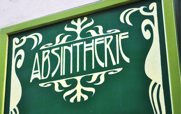 Absinthe - Prague