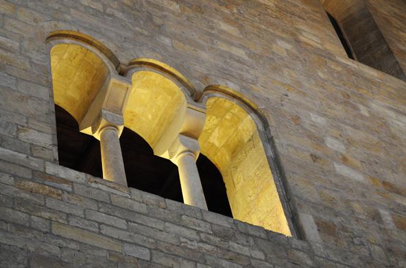 Basilique Saint-Georges - Château de Prague