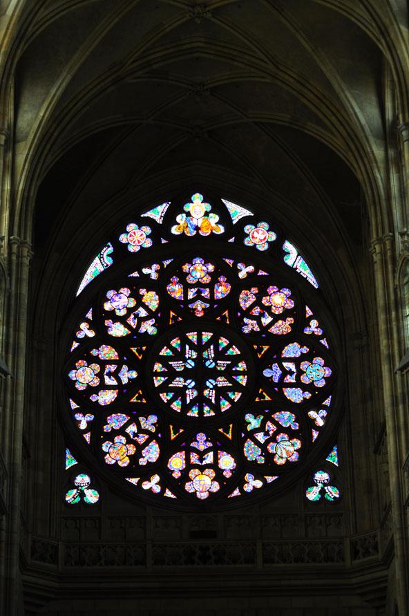 Cathédrale Saint-Guy - Château de Prague