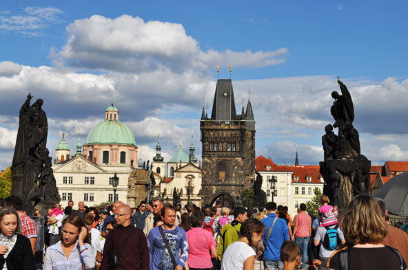 Pont Charles - Prague