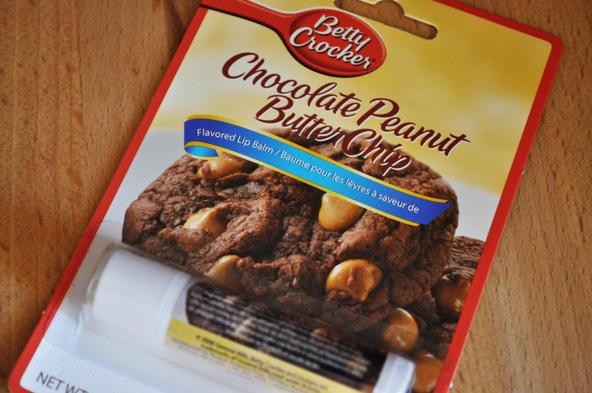 Baume à lèvres cookie chocolat-peanut