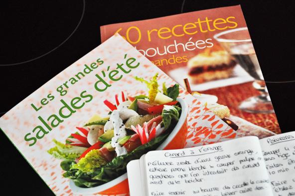 Partage de recettes