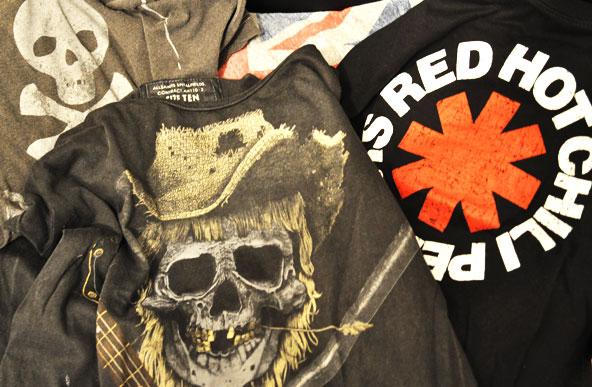 Rock - Tshirts