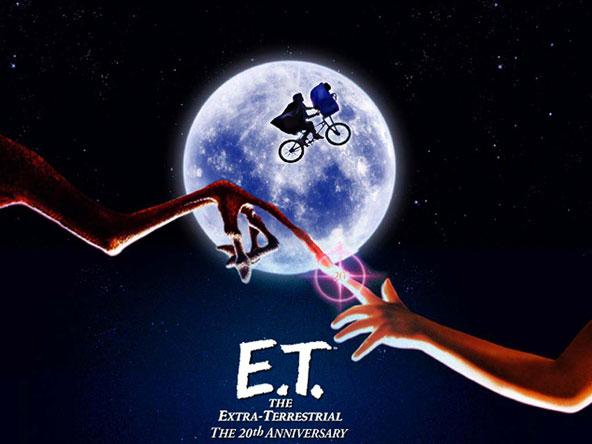 E.T. Téléphone Maison