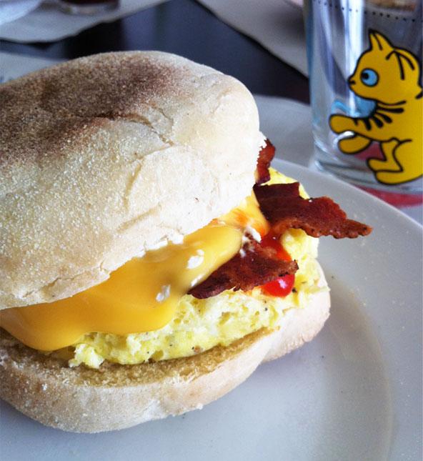 Egg & Muffin