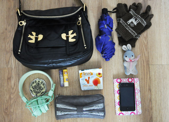 13. In your Bag