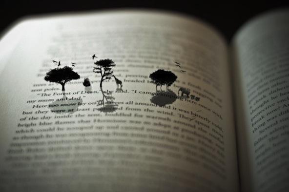 Plongée littéraire