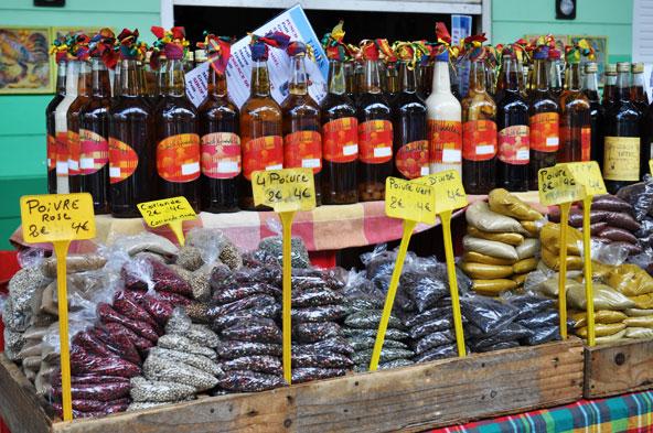 Épices - Marché Basse-Terre