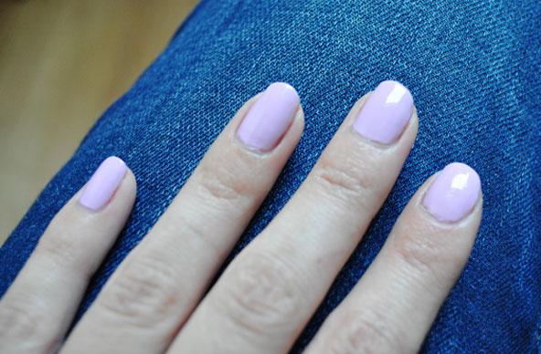 Lucky Lycky Lavender OPI