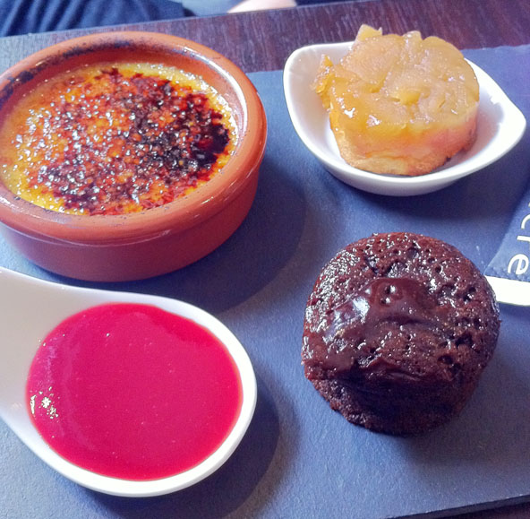 L'instant Fromage - Café gourmand