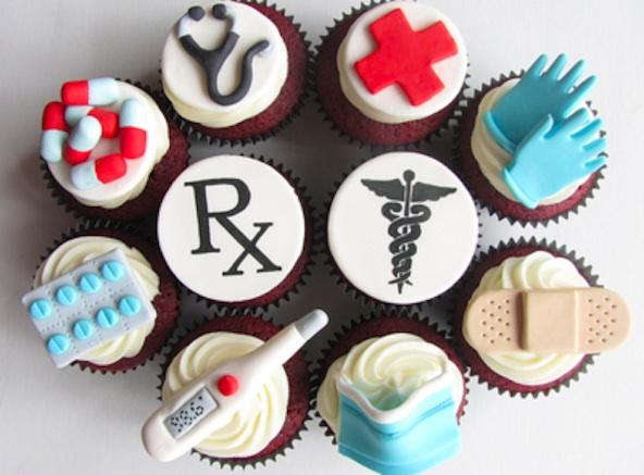 PharmaCupcakes