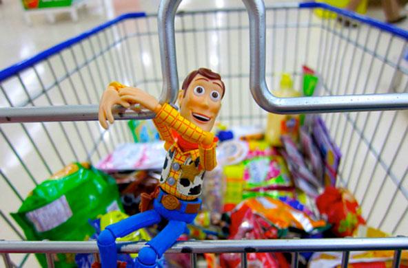 Supermarket Woody