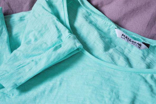 T-shirt Pull & Bear
