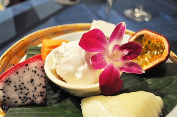 Dessert - Blue Elephant