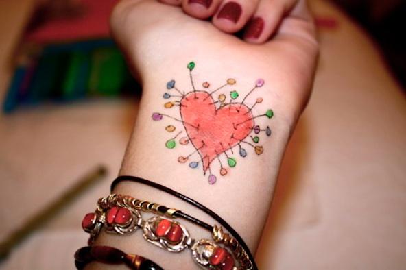 Tattoo Burton