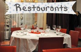 Bonnes adresses restaurants