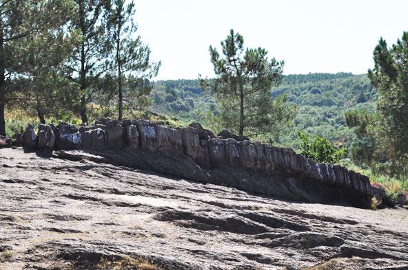Siège de Merlin - Forêt de Brocéliande
