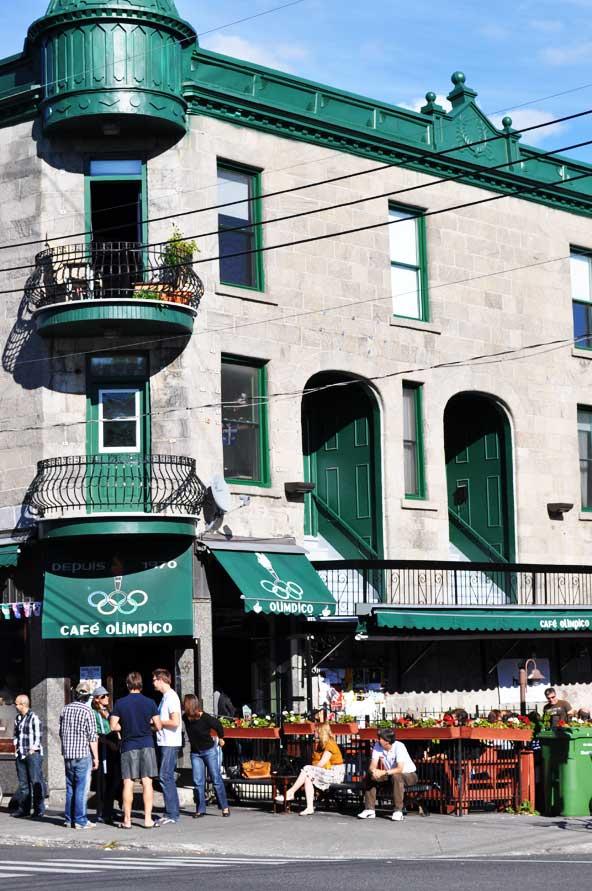 Mile End - Montréal