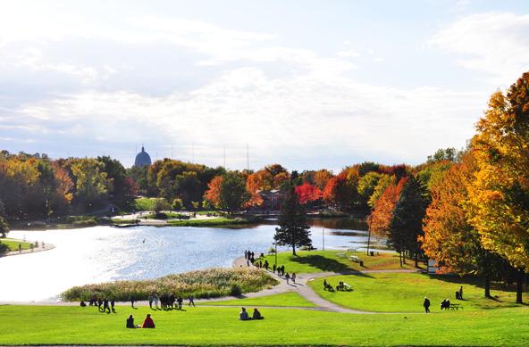 Montréal - Lac Aux Castors