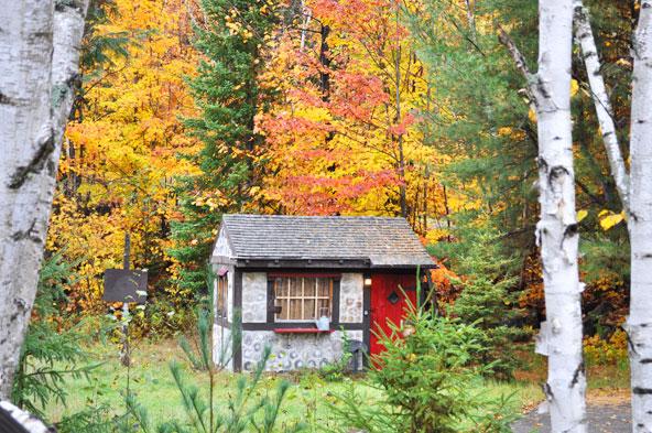 Ma cabane au Canada - Chalet au Québec
