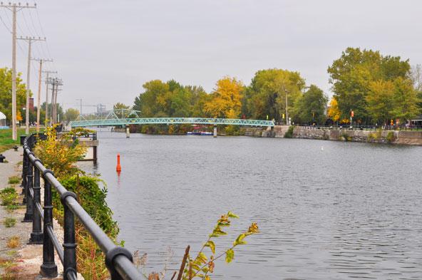 Canal Lachine - Montréal