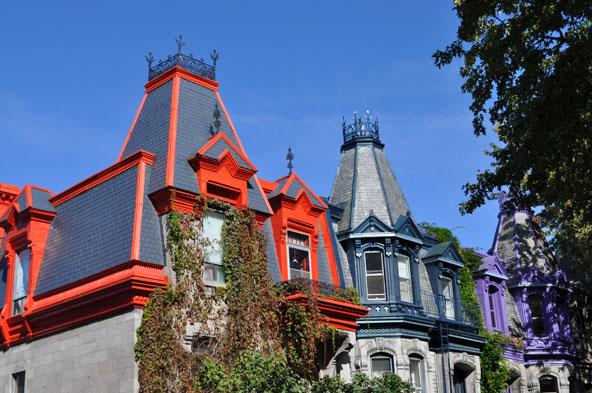 Carré Saint-Louis - Montréal