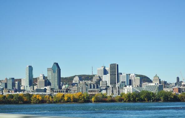 Panorama Montréal