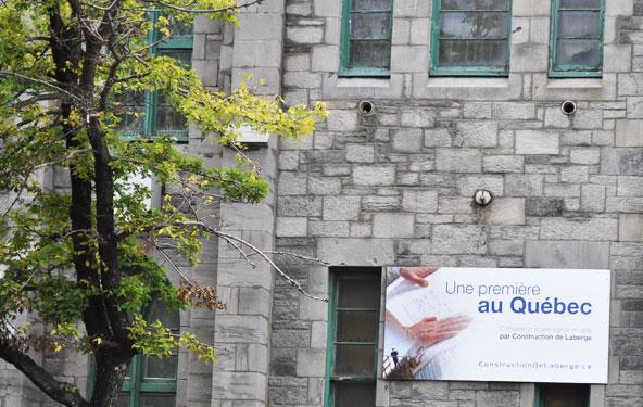 Transformation église - Montréal