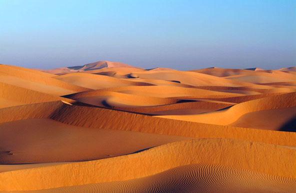Désert © OT Oman